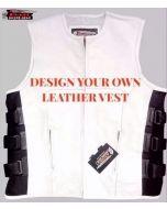 Customized Leahter Vest