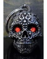 Bravo Sugar Skull Diamond Bell - (BELL38)