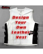 Customized Leahter Vest