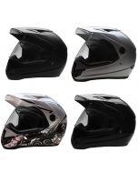 Motorcross helmet with visor(MX630)