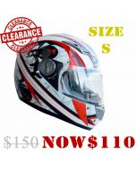 YOHE Fiber Glass Full Face Helmet (HY15)