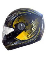 YOHE Fiber Glass Full Face Helmet (HY16)