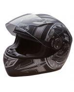 YOHE Fiber Glass Full Face Helmet(HY17)