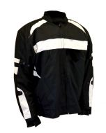 CNELL Long Cordura Jacket with White Stripes (JCM0309)