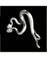Two Snakes Pin