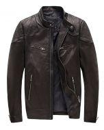 Sheep Skin Leather Jacket (SHEEP)