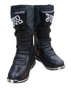 Tiger Motorcross Boots (Black) - Euro 46