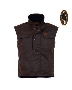 Outback Oilskin Vest (OB6036)
