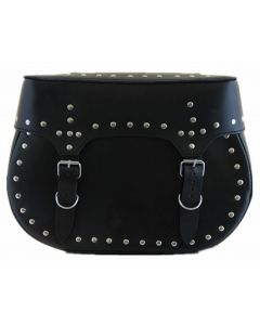 Real Leather Saddle Bag(B11081)