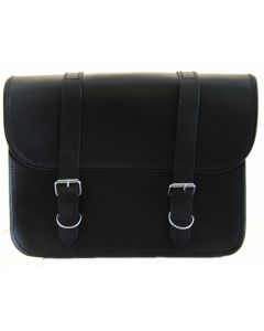 Real Leather Saddle Bag(B11084)