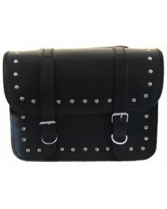 Real Leather Saddle Bag(B11085)