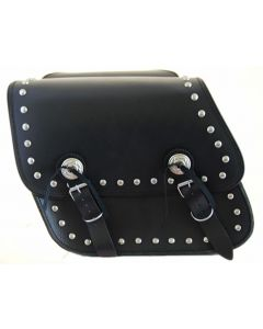 Real Leather Saddle Bag(B11087)