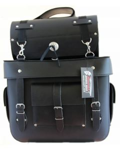 Real Leather Sissy Bar Bag(B11097)