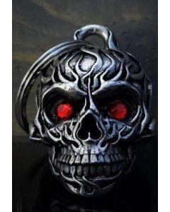Bravo Flame Skull Diamond Bell - (NO.30)