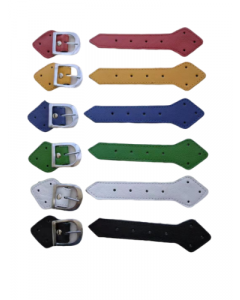 Leather Buckle for Vest (BUCKLE01)