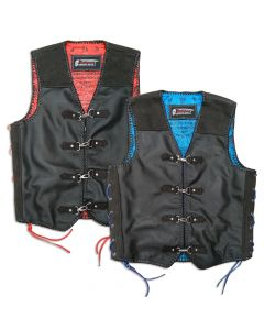 1.3 MM CNELL Motorcycle Leather Vest