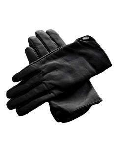 (G3276) Leather Cruiser Soft Biker Rigger Gloves