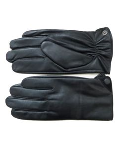 (G3276) Leather Cruiser Soft Biker Rigger Gloves