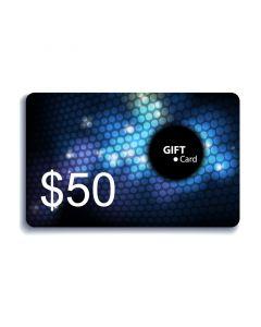 50$ Gift Card