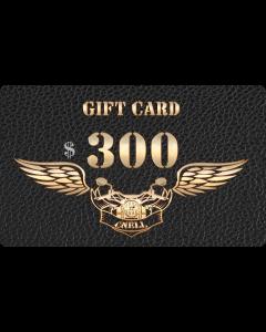 300$ Gift Card