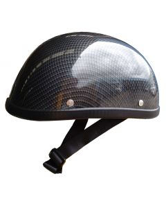 Skull cap half face helmet low profile (no standard) - H206