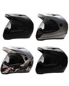 Motorcross helmet with visor(MX630)