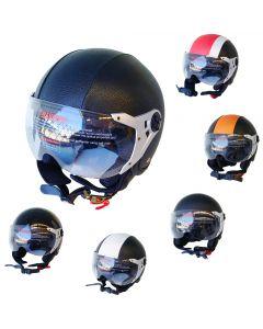 CNELL Vintage Open Face Helmet (H865)