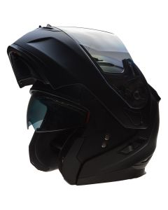 Flip Up helmet with inner tinted viosr with chin cover (H953)