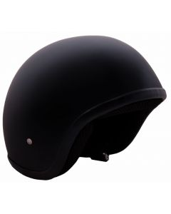 Fibreglass Low Profile Short Open Face Helmet(HF03)