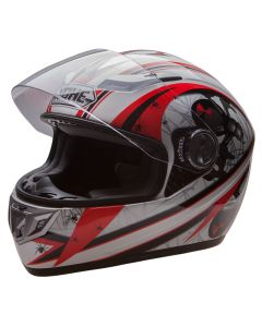 YOHE Fiber Glass Full Face Helmet(HY15)