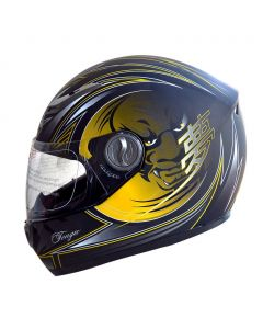 YOHE Fiber Glass Full Face Helmet(HY16)