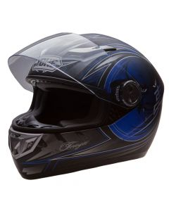 YOHE Fiber Glass Full Face Helmet(HY16)