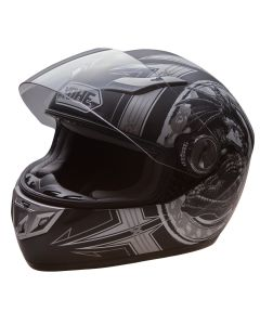 YOHE Fiber Glass Full Face Helmet(HY17)