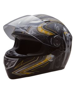 YOHE Fiber Glass Full Face Helmet(HY18)