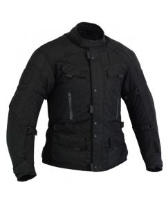 CNELL Waterproof Touring Cordura Jacket with Waist Belt and Air Vents (JCM001)