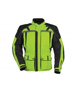 Long Cordura Jacket (JCM0301) - Green 4XL
