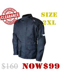 CNELL Long Cordura Jacket with Air Vents (JCM0303)