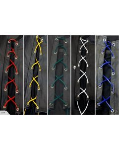 New Colorful Man-made Leather Braid String Cord