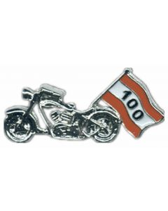 100th Birthday HD Pin - MP14