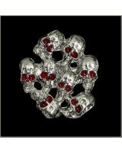 8 Skull Pin - MP162