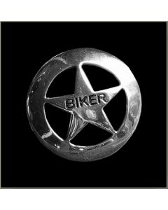 Lone Star Biker Pin - MP168
