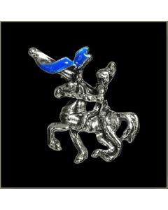 Blue Knights Pin