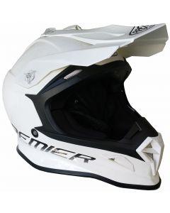 MOTORCROSS HELMET WHITE (MXPWHT)