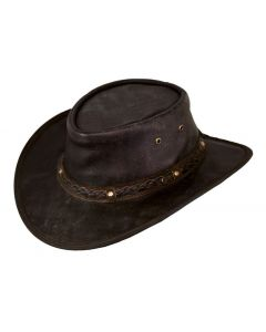 Outback Ironbark Leather Hat (OB1377)