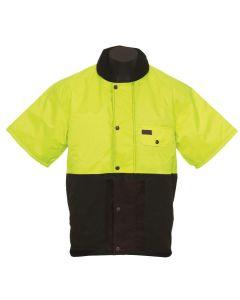 Outback Hi-Vis Sleeved Vest (OB6040)