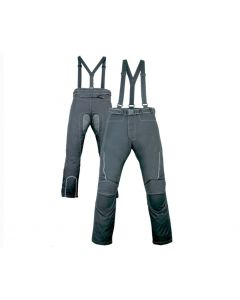 (PCM3621) CNELL Cordura biker Pants with suspenders