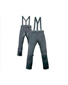(PCM3621) CNELL Cordura biker Pants with suspenders