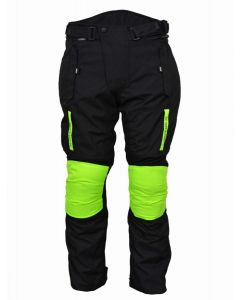 ( Waterproof ) Cordura Hi-Viz Pants With All Protections - PCMHV