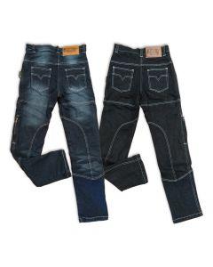 New women's motorcycle biker protective Kevlar jeans - PJF01