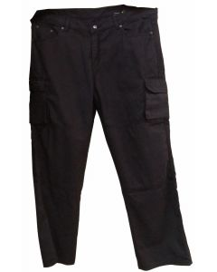 Kevlar Cargo Pants - PJM02 Black